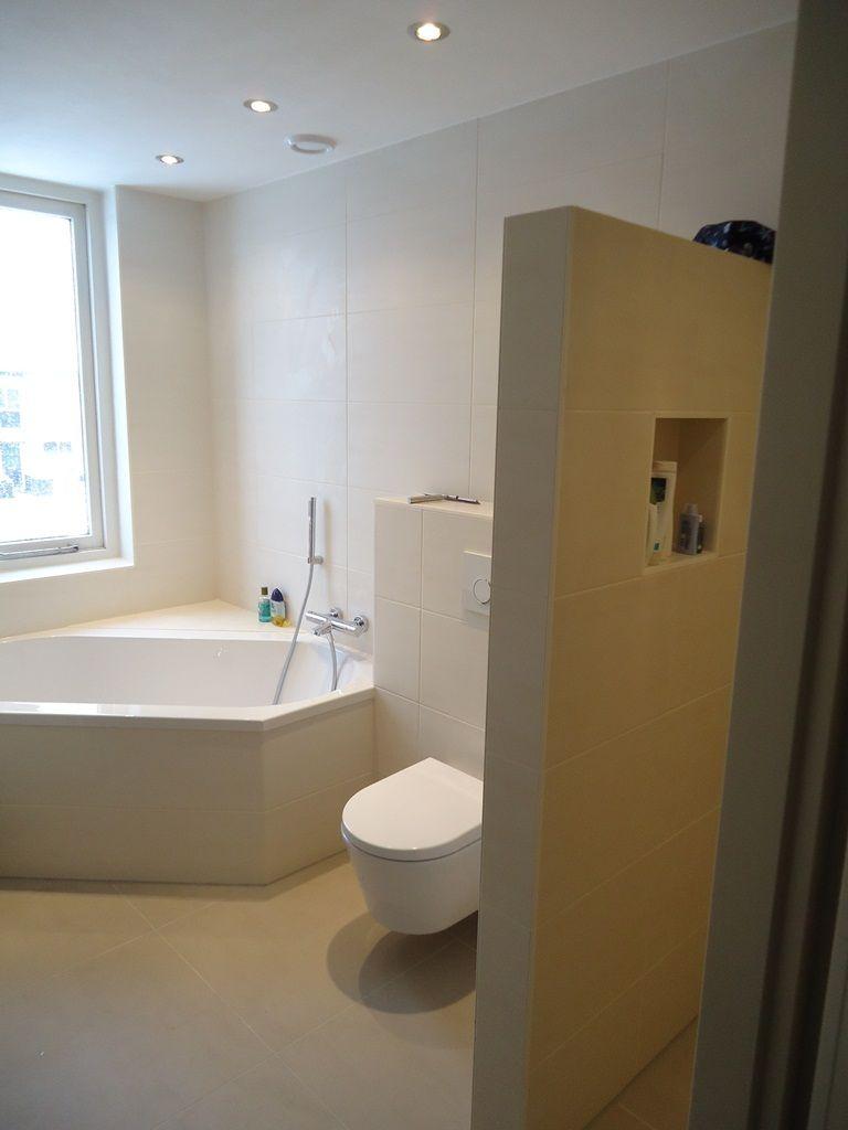 Badkamer en toilet renovatie ijsselstein - Opnieuw zijn toilet ...