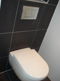 Toilet renovatie te Utrecht